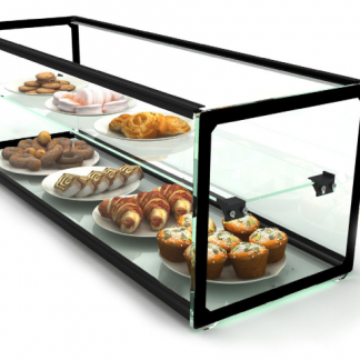 Ambient display cabinets