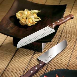 Carving knives and forks