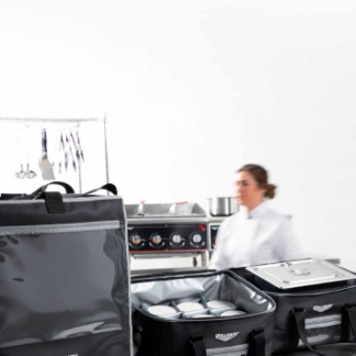Handling and delivery for food and beverages