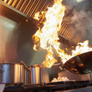 Heating and cooking equipment
